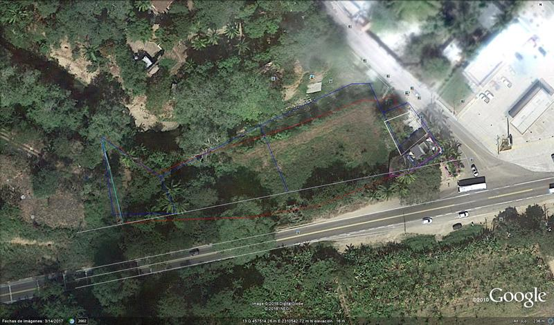 10 Carretera 200, River/Highway Frontage Lot, Riviera Nayarit, Na