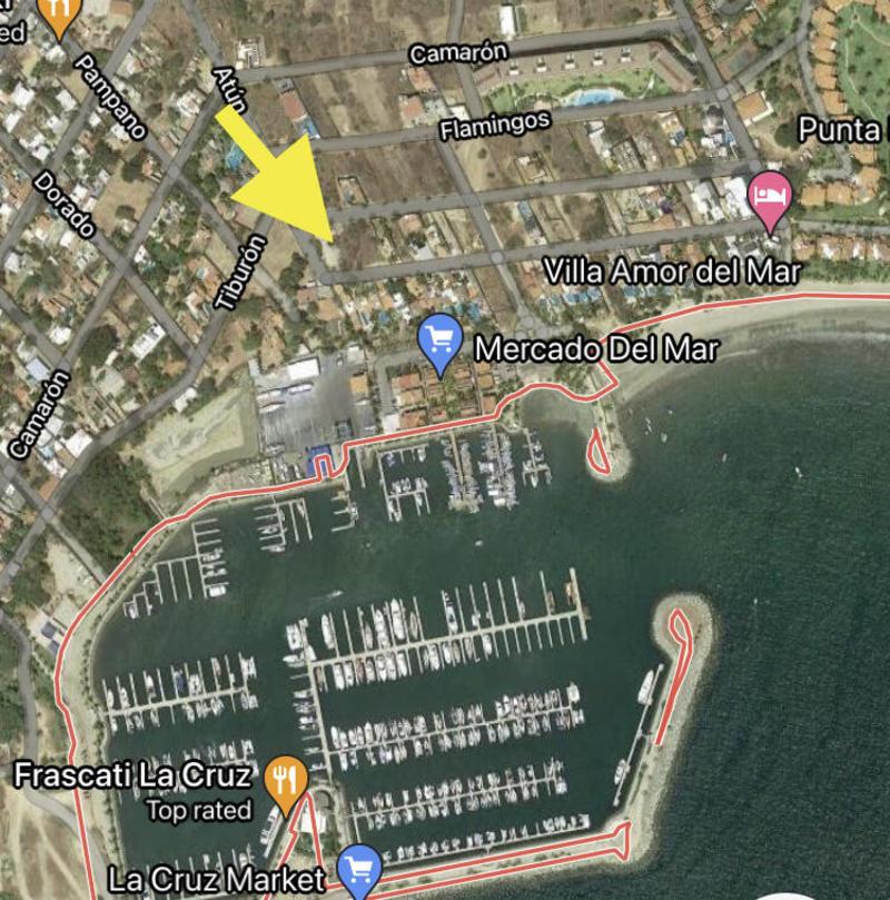 1 Tiburon, Lote Marina La Cruz, Riviera Nayarit, Na