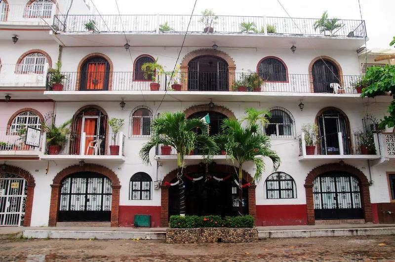 471 Francisco I Madero, Hotel Azteca, Puerto Vallarta, Ja