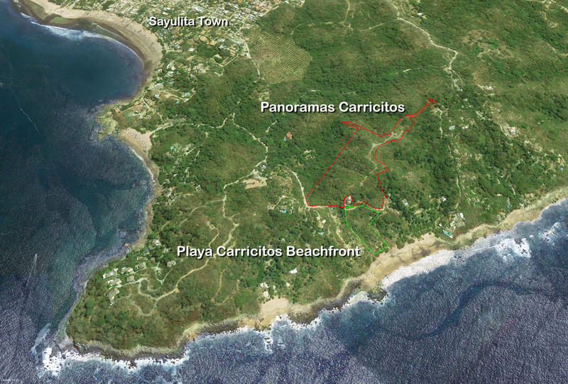 652 Camino Playa Carricitos, Playa Carricitos Panoramas, Riviera Nayarit, Na