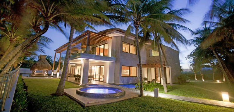 Azul villa esmeralda 18