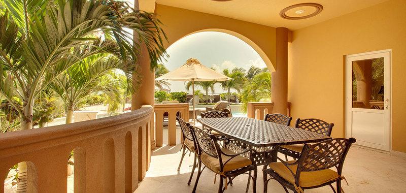 Belize brushstroke villa 16