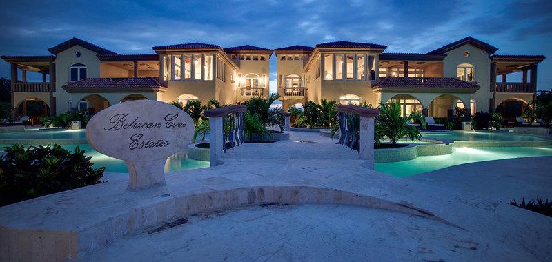 Belize brushstroke villa 20