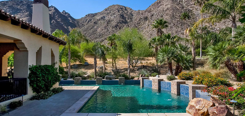 Casa Cristal Palm Springs Villa Rental