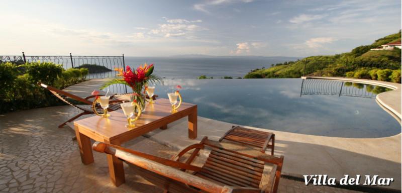 Villa del Mar Playa Ocotal Villa Rental