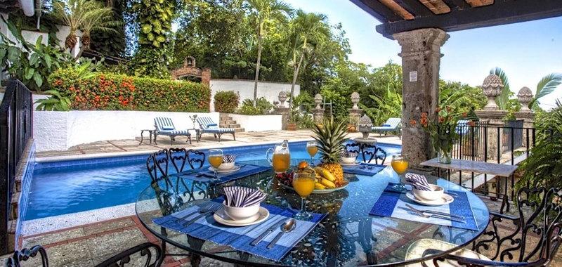 Hacienda Elena Villa Rental
