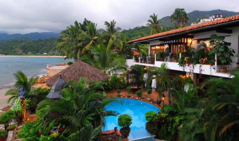 Hacienda Palo Maria Villa Rental