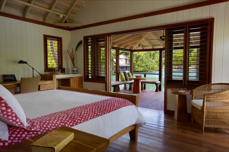 Lagoon cottages at goldeneye jamaica villas 03