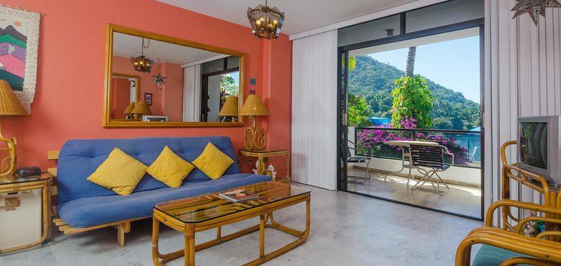 La Jolla de Mismaloya Condo 5102 Villa Rental
