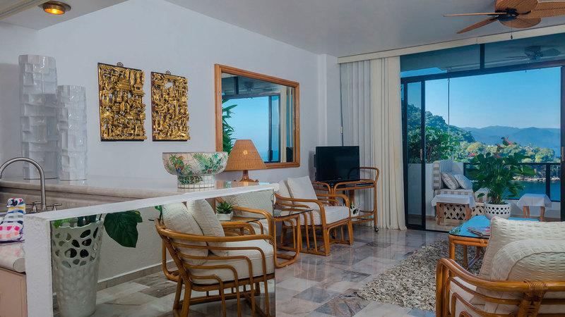 La Jolla de Mismaloya Condo 5704 Villa Rental