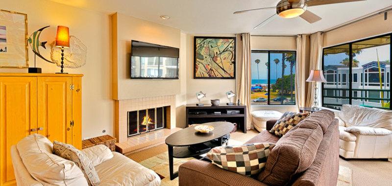 La Jolla Shores Penthouse Villa Rental