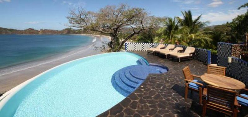 Villa Las Palmas Playa Flamingo Villa Rental