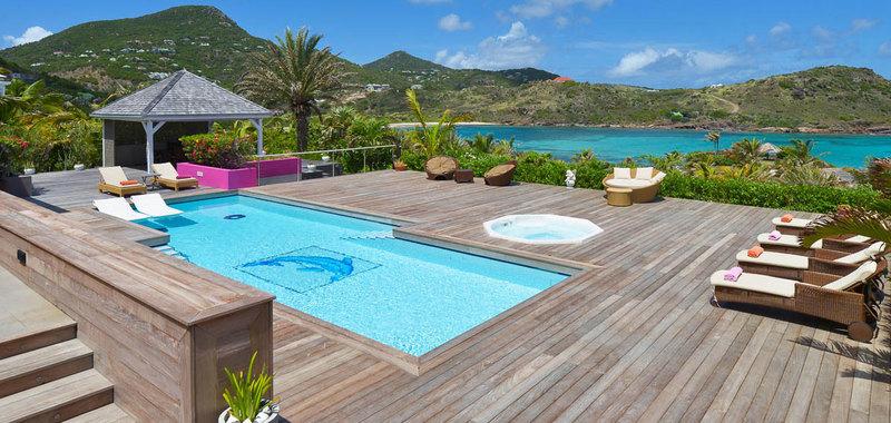 La Vie en Rose Villa Rental