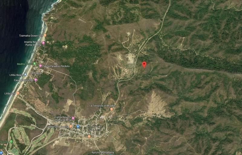 Lt 01 Carr Sayulita   Punta Mita S/N, Rancho Vista Marietas, Riviera Nayarit, Na
