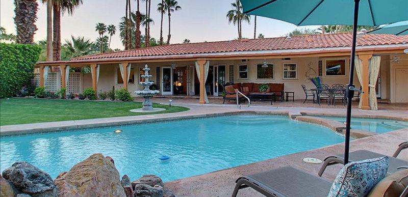 Maison du Soleil Villa Rental
