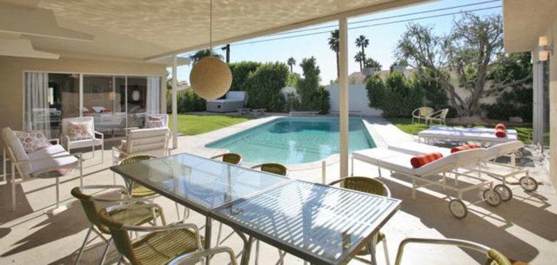 Mid Century Splendor Villa Rental