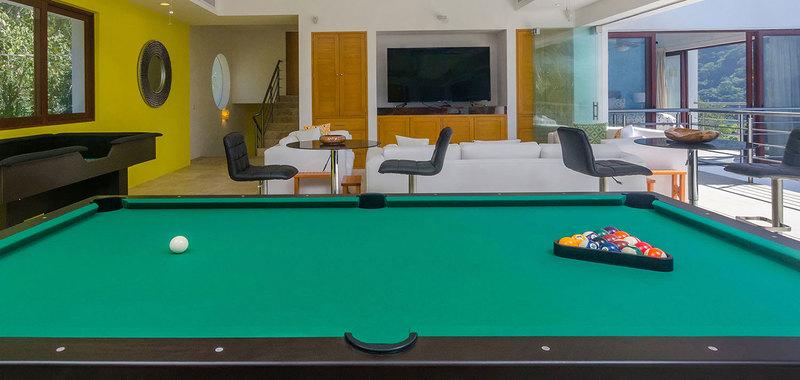 Casa mismaloya game room 16