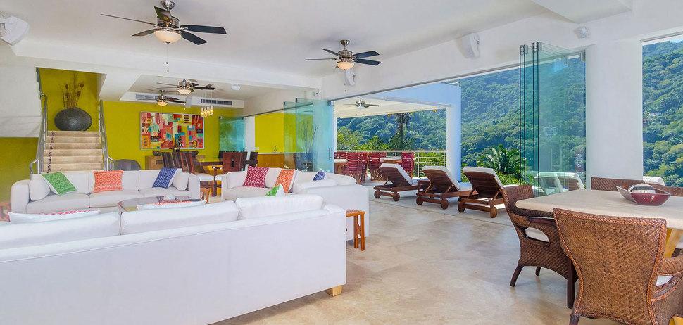 Casa mismaloya main level 01