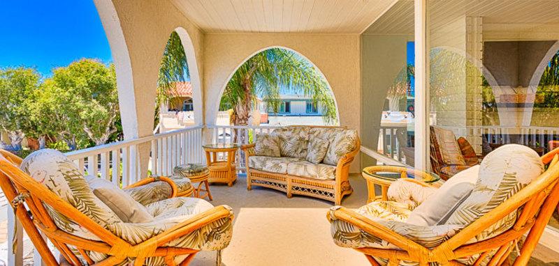 Modern Newport Beach Condo Villa Rental
