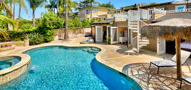 Solana Beach Delight Villa Rental