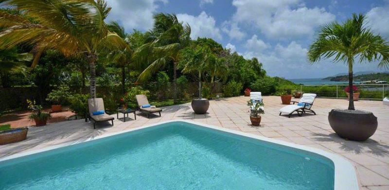 Turquoise Villa Rental